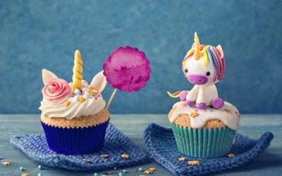 6 Easy Unicorn Cupcake Tutorials For Beginners
