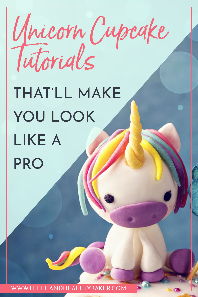 Unicorn Cupcake Tutorials That'll Make You Look Like a Pro