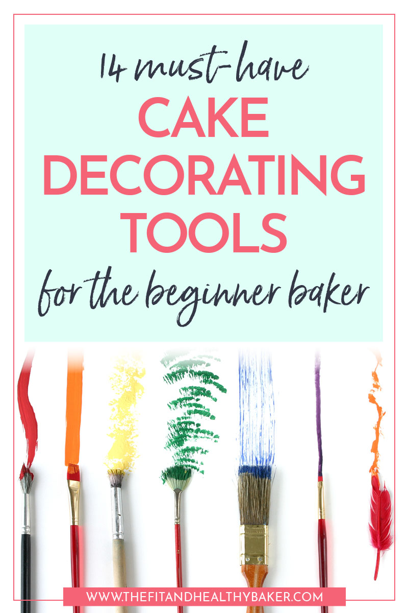 14 must-have cake decorating tools for the beginner baker