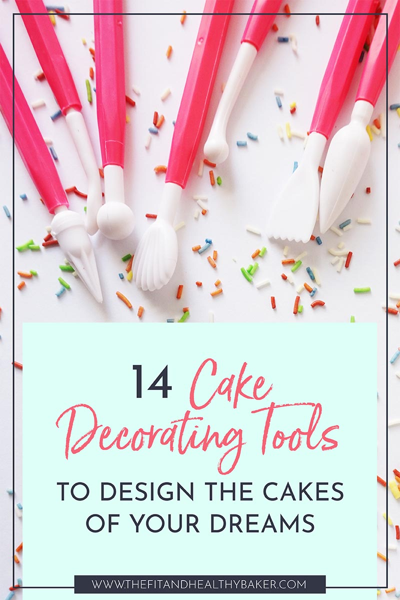 14 Cake Decorating Tools to Design the Cakes of Your Dreams Pin