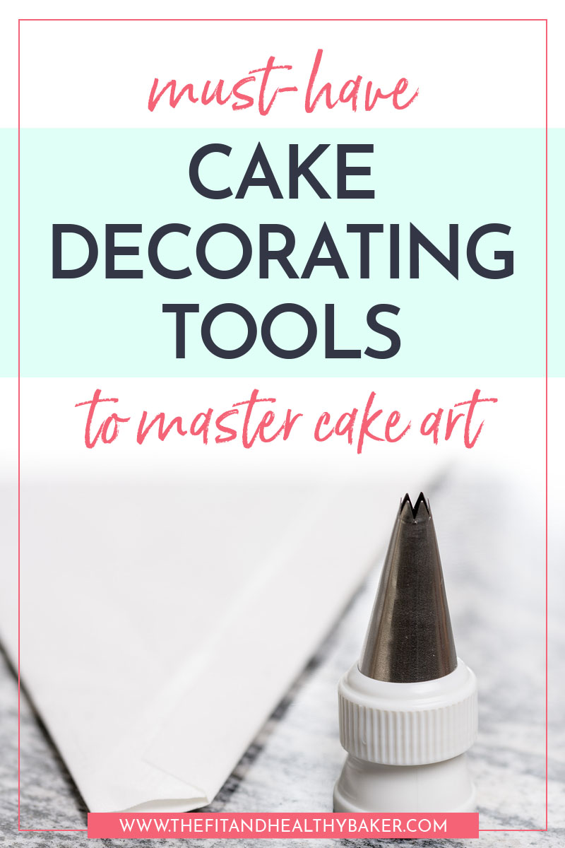 must-have cake decorating tools to master cake art