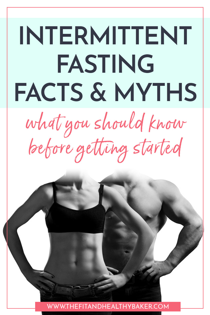 Intermittent Fasting Facts and Myths - what you should know