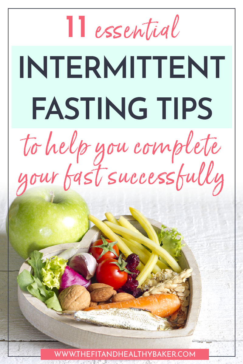 11 essential intermittent fasting tips to help you fast successfully
