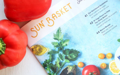MEAL-PREP MADE EASY FOR FEASTING: SUN BASKET MEALS