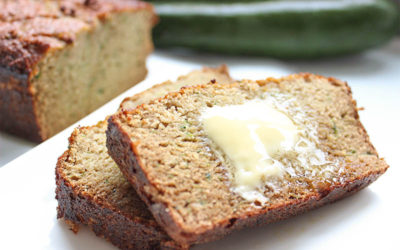 Healthy and Delicious Zucchini Bread with Coconut Flour