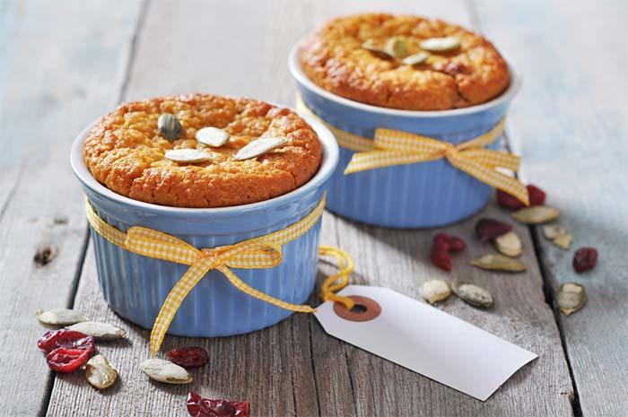 Low Carb Fall Cake Recipes - mug cake