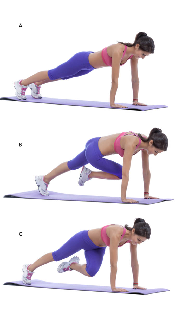 full-body-plank-workout-for-beginners-knee-to-elbow-planks