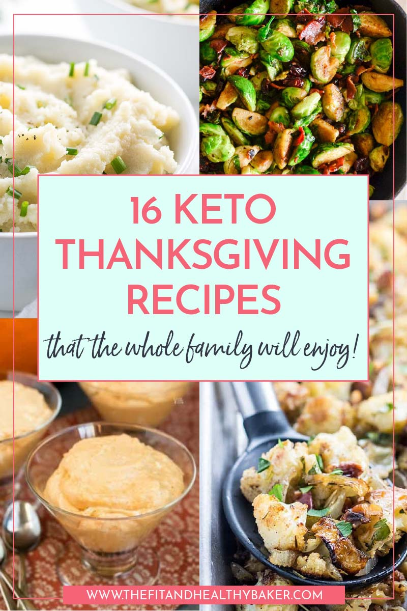 16 Keto Thanksgiving Recipes That The Whole Family Will Enjoy