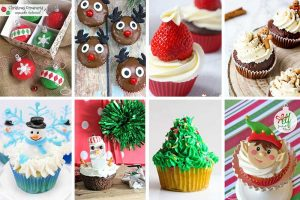 11 Christmas Cupcake Tutorials for Your Christmas Day Celebrations