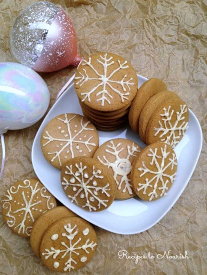 Healthy Holiday Baked Goods - Gluten-Free-Gingerbread-Cookies-Recipes-to-Nourish2