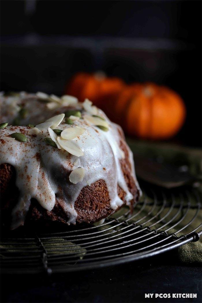 Healthy Holiday Baked Goods - pumpkin-bundt-cake4-mpk-1