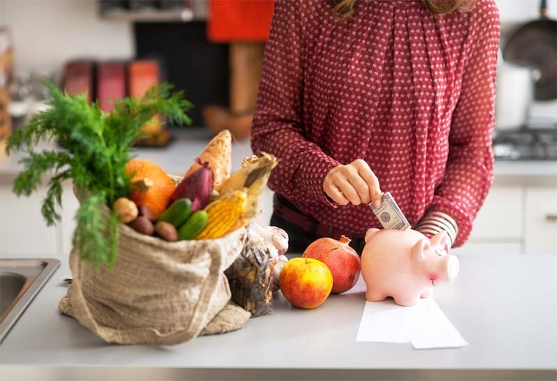 5 Ridiculously Obvious Ways You Save Money with Healthy Meal Planning